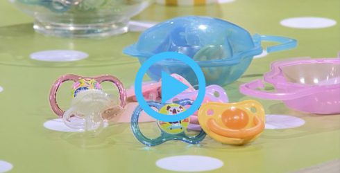 Pacifier video